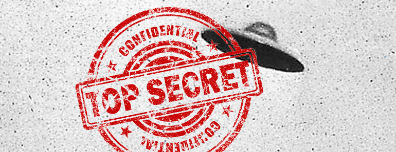 Top Secret - UFO Files to be released.