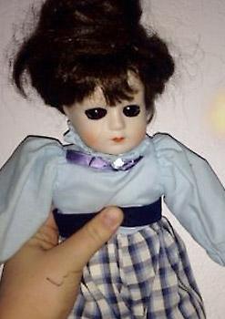 Black Eyed Doll