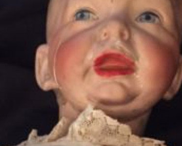 Haunted Doll on eBay