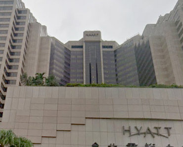 The Haunted Grand Hyatt in Taiwan