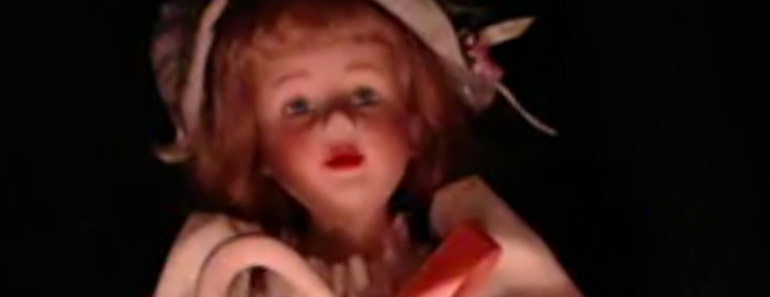Ann The Haunted Doll