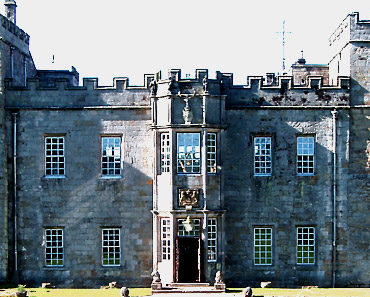 Chillingham Castle by Glen Bowman