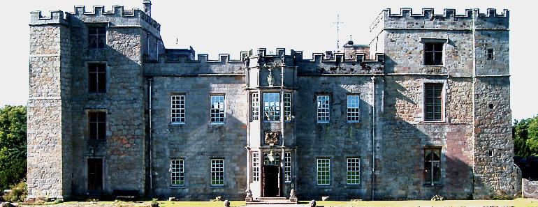Chillingham Castle by Glen Bowman