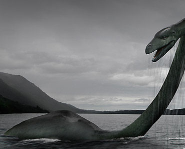 The Loch Ness Monster