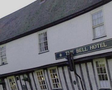 Bell Inn Hotel by Keith Evans